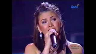 Magpakailanman (Highest Version) - Regine Velasquez in GMA 53rd Anniversary