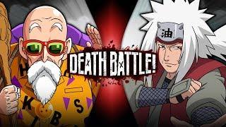 Download Roshi VS Jiraiya (Dragon Ball VS Naruto) | DEATH BATTLE! Mp3 and Videos