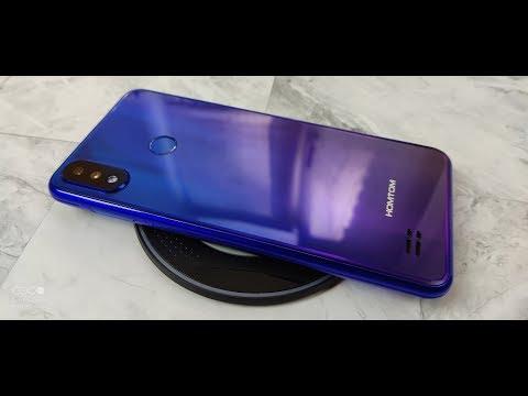 """HOMTOM C8 Клон Redmi Note 7 за 60$ и без """"челки """""""