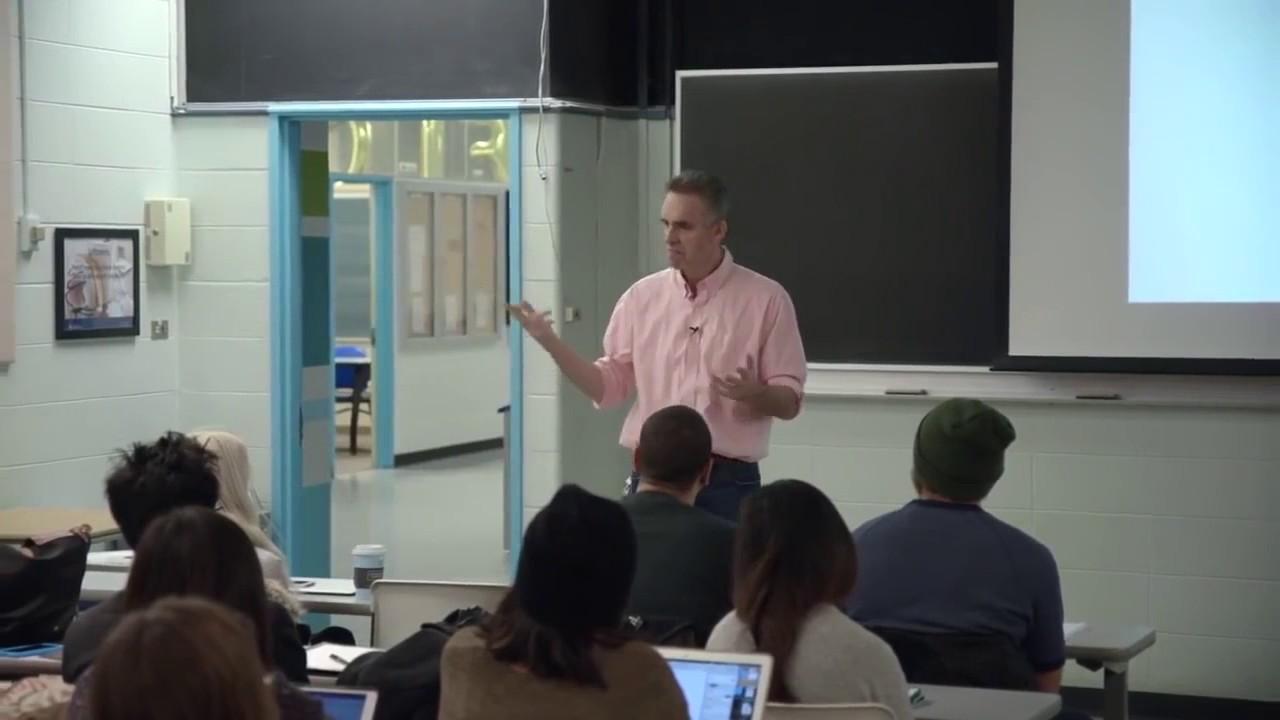 Jordan Peterson: Graduate School and IQ