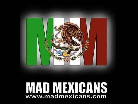 Mad Mexicans @ The Curtain Club in Dallas TX. on  March 4th, 2017