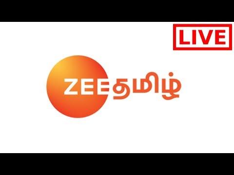 Zee Tamil Live | Watch Zee Tamil TV Channel Live Online