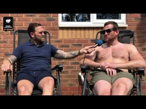 Boxing Interview: David Price (In His Back Garden)