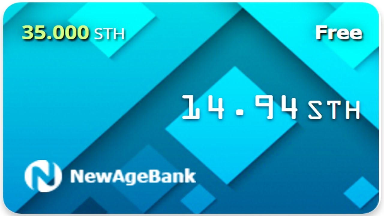 New Update 2017 New Age Bank Earn 35000 Free Card and Claim Satoshis - YouTube