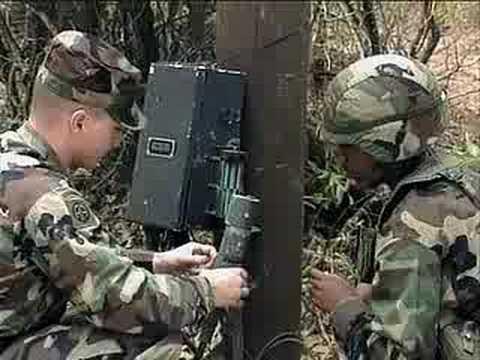 Army MOS 25U Signal Support Systems Specialist