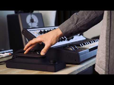 Touché & Moog Sub Phatty : Magicarp