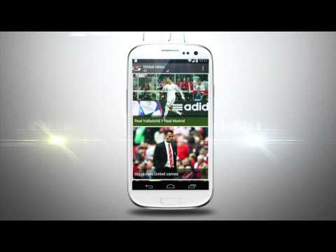 Super Scores - The BEST Android Football Live Scores App With World Tournament 2014