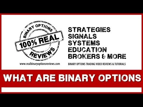 Binary options trading - Investopedia