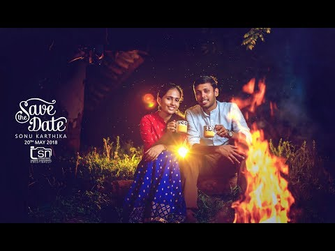 Sonu Karthika save the date- Jeevamshamayi thaane nee ennil