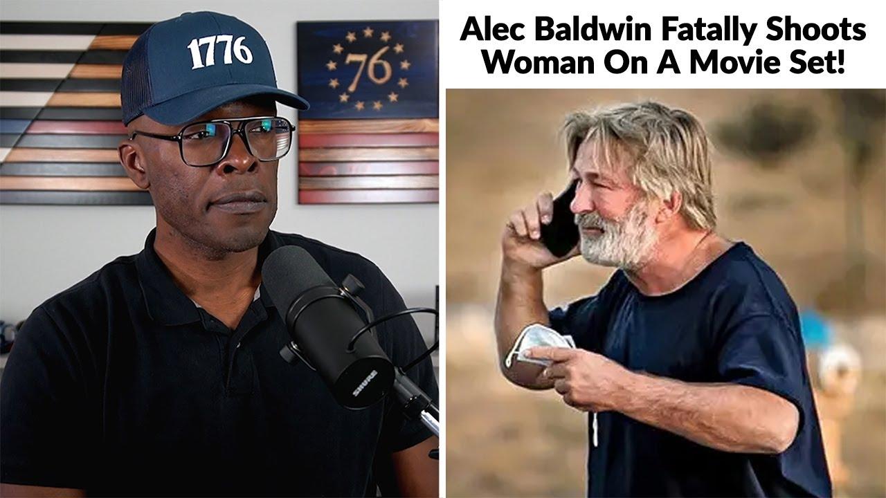 "Alec Baldwin ""Accidentally"" SHOOTS And Kills A Woman On Set!"