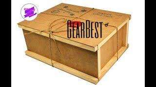 GearBest. Распаковываем посылку из Китая. Наикрутейшая посылка!!