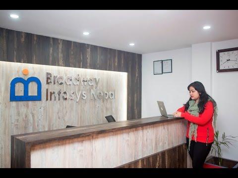 Broadway Infosys Nepal- Professional IT Learning Center