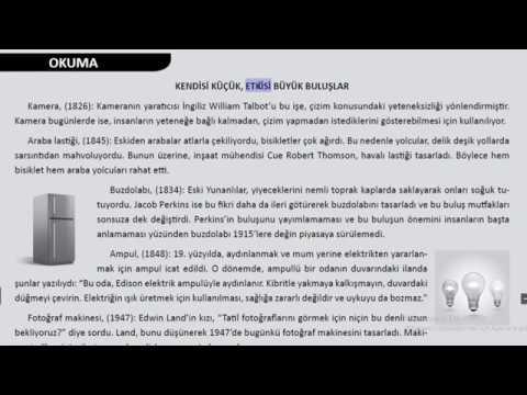 كتاب اسطنبول b2 مترجم