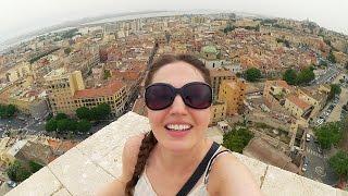 Exploring Markets & Old Town Cagliari | Sardinia
