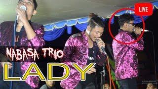 LADY - Nabasa Trio | Pecahhhhhh | LAGU BATAK