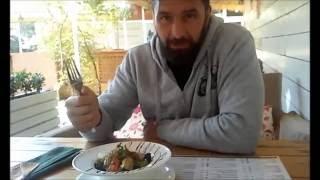 Пищевой оргазм и правильная пища в кафе Прасад