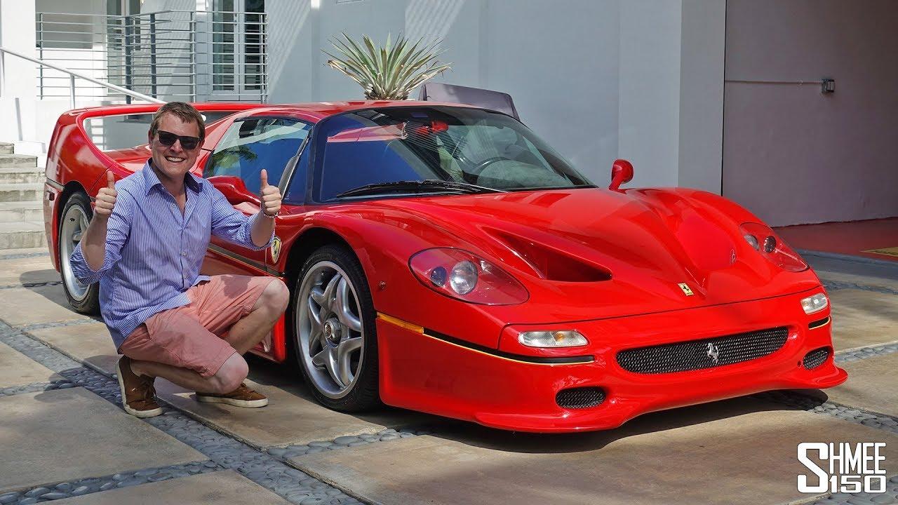 here\u0027s why the ferrari f50 is my favourite car!