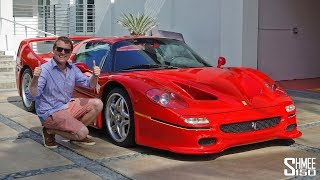 Here's Why the Ferrari F50 is My Favourite Car!