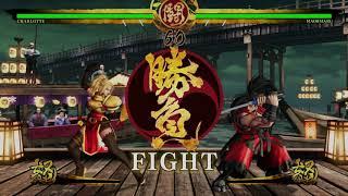 Samurai Shodown - 7144   Hishow vs AMTRS   SCORE - EVO Japan 2020 - Top 8