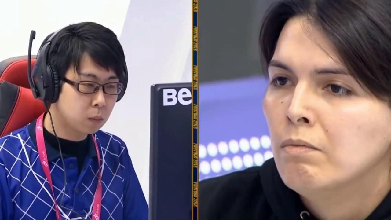 SFV: GO1 vs Ricky Ortiz CPT Asia Finals Top 16 - Capcom ...