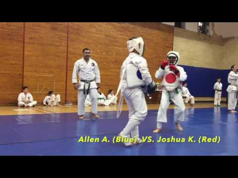 Shotokan Karate Tournament June 25, 2017