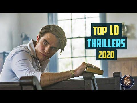 Top 10 best thrillers of 2020