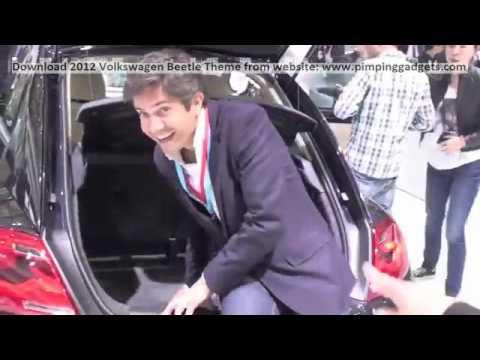 Volkswagen Beetle 2012 + EXCLUSIVE Windows 7 Theme Link