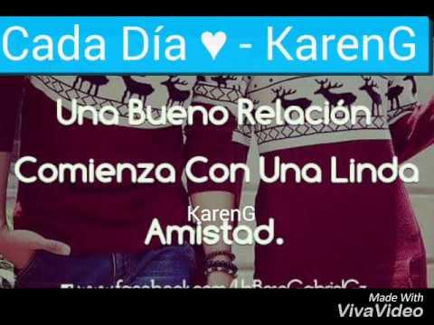 Cada Día ♥- KarenG
