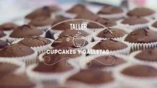 Taller de cupcakes y galletas