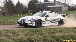 Porsche 911 GT3 Pure Rally Sound [HD]