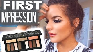 FIRST IMPRESSION: KAT VON D SHADE & LIGHT EYE PALETTE | Casey Holmes