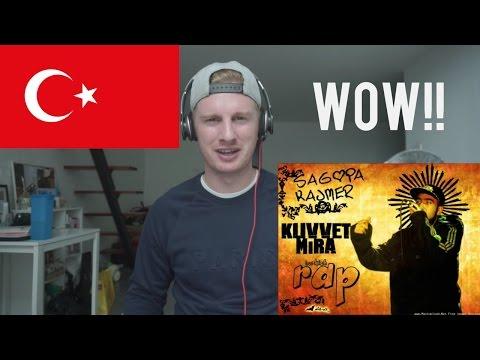 (WOW!!) TURKISH RAP REACTION // Sagopa Kajmer-Baytar