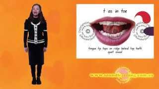 Phonics - Initial Sound - Consonant - t