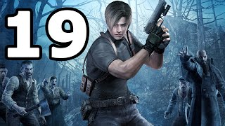 Resident Evil 4 Walkthrough Part 19 - No Commentary Playthrough (PC)