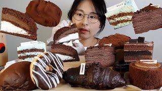 SUB)CHOCOLATE CAKE당충전 가득한 초콜렛케…