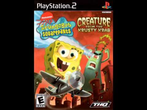 Spongebob: CFTKK music (PS2) - Diesel Dreaming 2