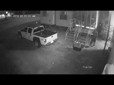 Franklin Police investigating theft of local business