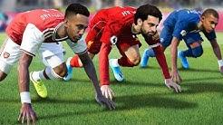 DESAFIO das OLIMPÍADAS no FIFA 20 - Ft. EaeClã