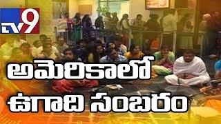 Telugu NRIs celebrate Ugadi in North Carolina || USA - TV9