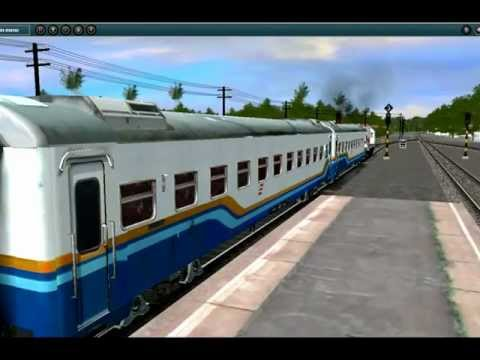 Add On Rute Indonesia Trainz Simulator
