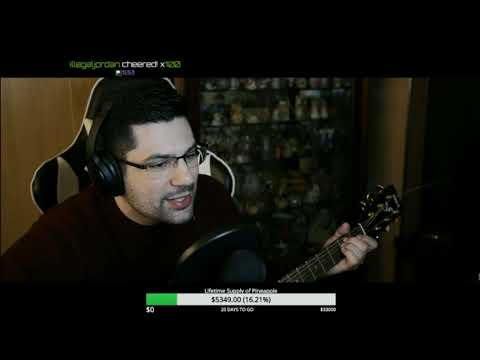 Chipz singing the Harem Song [Stream Highlight]