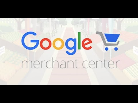 How to create a google merchant center data feed