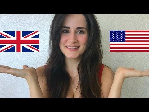 AMERICAN ENGLISH vs BRITISH ENGLISH 🇺🇸  🇬🇧