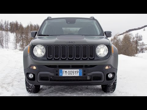 Jeep Renegade 1 6 Mjt Longitude Carbon Black Km0 Youtube