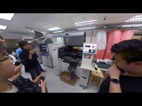 Gravitech Thailand SMT Factory Line, Thailand Science park【Switch Science Channel】