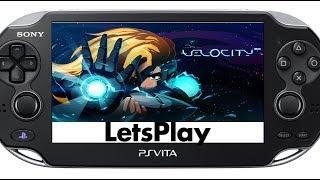 Velocity 2X PS Vita Lets Play