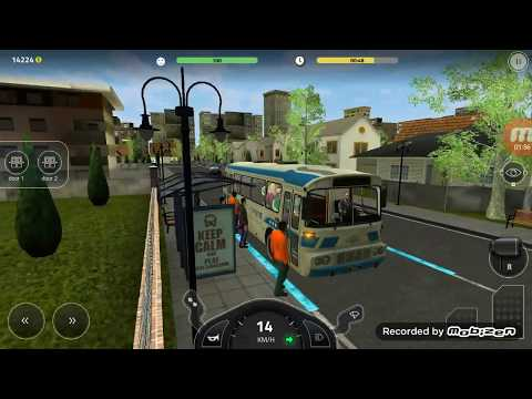 Bus pro 17  gameplay ep2 let's play  Newyork city