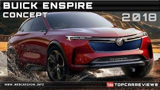 2018 BUICK ENSPIRE CONCEPT Review Rendered Price Specs Release Date