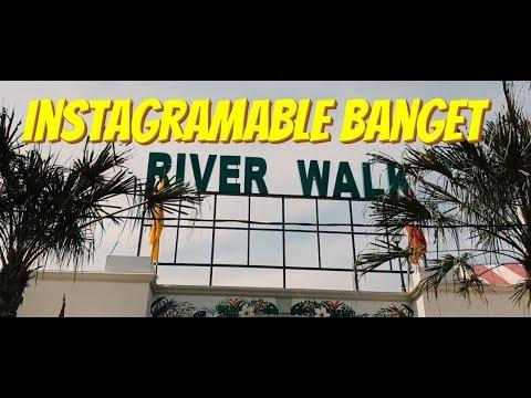 tempat-wisata-baru-di-semarang-:-river-walk