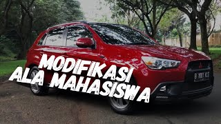 Review Mitsubishi Outlander Sport Modif. Mesin Oprek #CarVlog